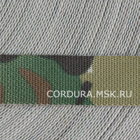 Стропа 25 мм MULTICAM MIL-SPEC 2 sided